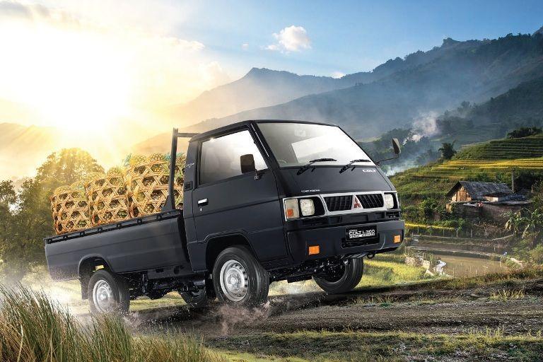 5 Keunggulan Mitsubishi Colt L300, Mobil Angkutan Sejuta ...